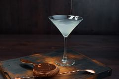 Smakowity alkoholiczny koktajl «Margarita « fotografia royalty free