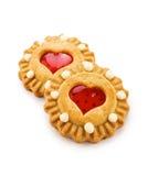 Smakowity ciastko Obrazy Royalty Free