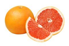 smakowity grapefruitowy plasterek Zdjęcie Royalty Free