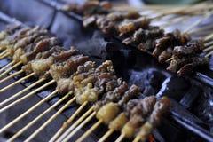 Smakowity i wyśmienicie jedzenie wciąż tradycyjny fotografia stock