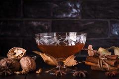 Smakowity i zdrowy miód delikatny Zdjęcie Stock
