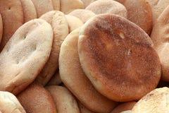 Smakowity tradycyjny chleb robić od rzemieślnika Zdjęcia Royalty Free