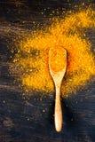 smaktillsats En blandning av varma kryddor för att laga mat Arkivbild