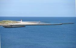 Smal海岛DÃ Helgoland ¼ ne  免版税库存图片