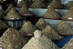 Smal fish at the market Stock Photos