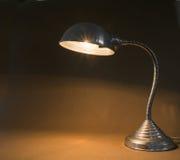 Smal flexible metal lamp Royalty Free Stock Photo