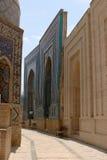 smal orientalisk gata Arkivbilder