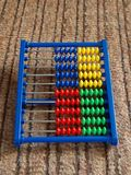 Small abacus 2 Stock Photos