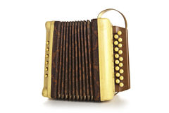Small accordion Royalty Free Stock Photo
