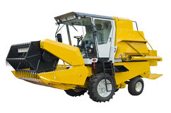 Small agricultural harvester Royalty Free Stock Photography