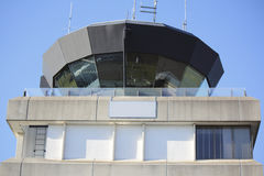 Small Air Traffic Control Tower Royalty Free Stock Photo