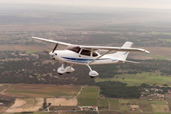 Small airplane Stock Images