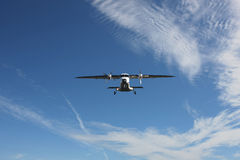 Small airplane Royalty Free Stock Photography