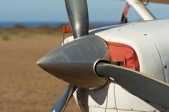 Small Airplane Royalty Free Stock Photo