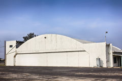 Small Airport Hangar Stock Photos