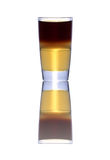 Small alcohol shooter Royalty Free Stock Photography