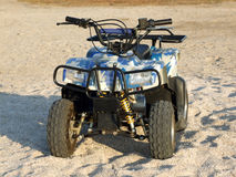 Small All Terrain Vehicle Royalty Free Stock Photo