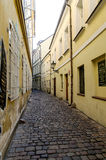 Small alley Royalty Free Stock Photography