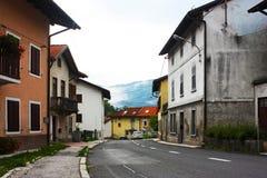 Small ancient town Cigillo Royalty Free Stock Image