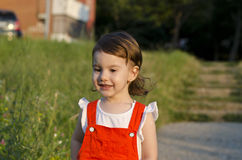 Small angel beauty Royalty Free Stock Images