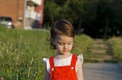 Small angel beauty Royalty Free Stock Photography