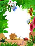 Small animal cartoon Royalty Free Stock Photos