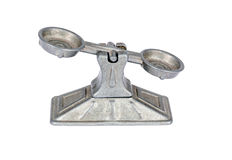 Small antique weight Stock Photography