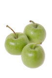 Small apple Royalty Free Stock Photos