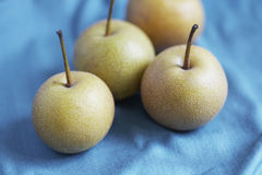 Small apples royalty free stock photos