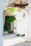 Small architectural form-Ruins Stock Images