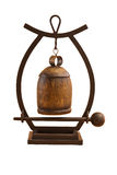 Small Asian Gong Royalty Free Stock Images