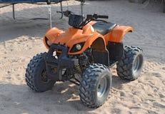 Small ATV rentals Royalty Free Stock Image