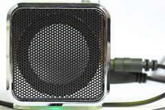 Small Audio Speakers Royalty Free Stock Photos