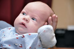 A small  baby Stock Images