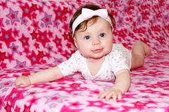 Small baby Royalty Free Stock Photo