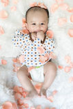 Small baby Stock Photo