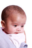 Small Baby Portrait Royalty Free Stock Photography