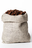 Small Bag Of Coffee 2 Stock Photography