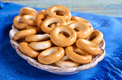Small bagels Royalty Free Stock Photography
