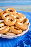 Small bagels Stock Images