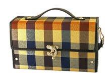 Small bags storage small portable. White background, small bags storage small portable Royalty Free Stock Photos