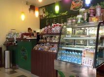 Small bakery shop Stock Photo