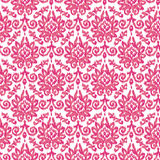 Small Bali Ikat Damask Royalty Free Stock Images