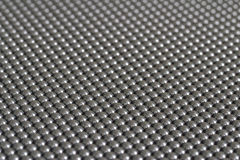 Small balls. Small plastic beads arranged on a tray Royalty Free Stock Photo