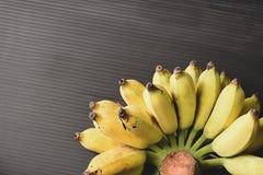 Small banana Stock Image
