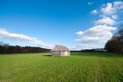 Small barn Stock Photography