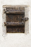 Small barn door Royalty Free Stock Photo
