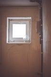 Small basement window Stock Images
