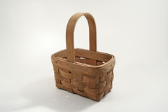 Small Basket Royalty Free Stock Photos