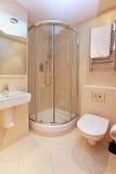 Bathroom small royalty free stock photos